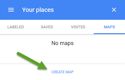 Google Maps Your Maps