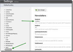 Sending Email from a Sitefinity Module with Attachments