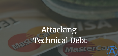 featured image thumbnail for post Attacking Technical Debt