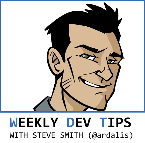 Weekly Dev Tips Podcast