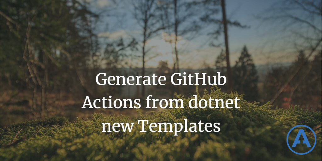 GitHub Actions from CLI