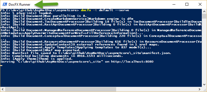 Set cmd or PowerShell Window Title