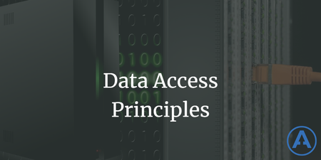 featured image thumbnail for post Data Access Principles