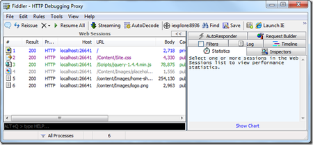 featured image thumbnail for post Record Visual Studio Web Test Using Fiddler